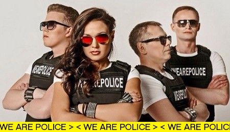 "Группа WE ARE POLICE - Event & Wedding agency ""ЧЕРНОМОРЕЦ""."