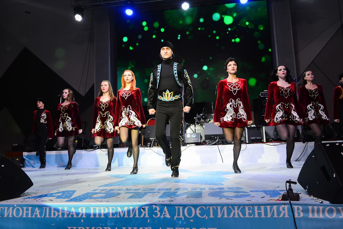Театр танца Игоря Петухова